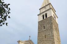 Church of St. Maurus, Izola, Slovenia