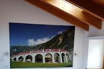 Trenino Rosso del Bernina, Tirano, Italy