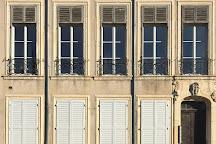 Place de la Carriere, Nancy, France
