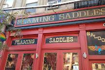 Flaming Saddles, New York City, United States
