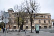 Banos del Alcazar Califal de Cordoba, Cordoba, Spain