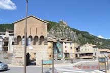 La Citadelle d'Entrevaux, Entrevaux, France