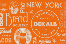 Dekalb Market, New York City, United States