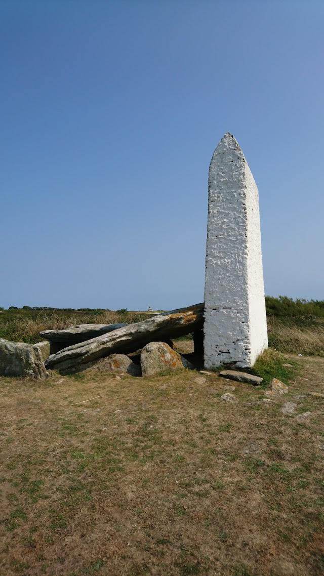 La tombe viking de Groix