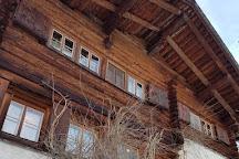 Mill Weber House, St. Moritz, Switzerland