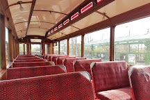 Crich Tramway Village home of the National Tramway Museum , Matlock, United Kingdom