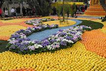 Les Jardins Bioves, Menton, France