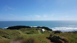 Kariotahi (hang glider launch) Paragliding