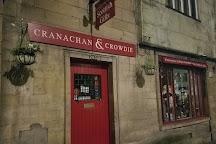 Cranachan & Crowdie, Edinburgh, United Kingdom