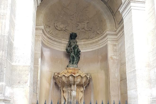 Fontaine de Joyeuse, Paris, France