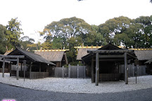 Tsukiyomi-no-miya Shrine, Ise, Japan