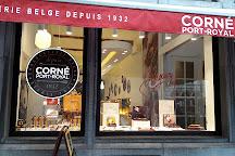 Corné Port Royal, Brussels, Belgium