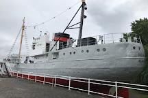 Lithuanian Sea Museum, Klaipeda, Lithuania
