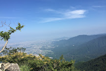 Mt. Homan, Dazaifu, Japan