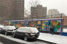 Graffiti Hall of Fame, New York City, United States