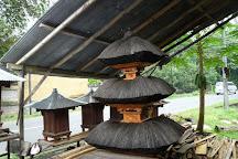 Pura Dalem Bentuyung Temple, Ubud, Indonesia