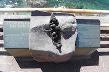 Black Sunday monument, Bondi, Australia