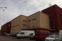 Tisport Arena, Prague, Czech Republic