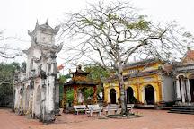 Quan Lan Temple, Quan Lan, Vietnam