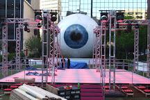 Giant Eyeball, Dallas, United States