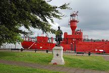 Town Pier, Gravesend, United Kingdom