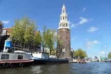 Montelbaanstoren, Amsterdam, The Netherlands