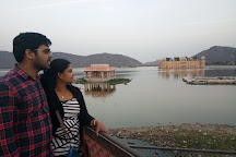 Man Sagar Lake, Jaipur, India