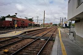 Железнодорожная станция  Vila Nova De Gaia Devesas