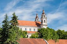 Church of St. Rafael the Archangel, Vilnius, Lithuania
