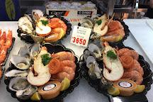 Sydney Fish Market, Sydney, Australia