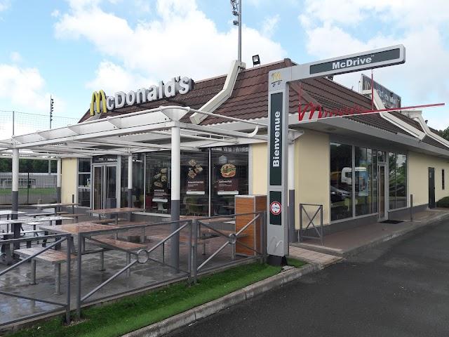 McDonald's Gennevilliers Gare