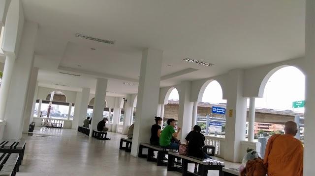 Memorial Bridge/Saphan Phut (N6) Ferry Terminal