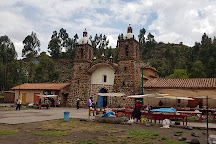 Iglesia de Raqchi, San Pedro, Peru