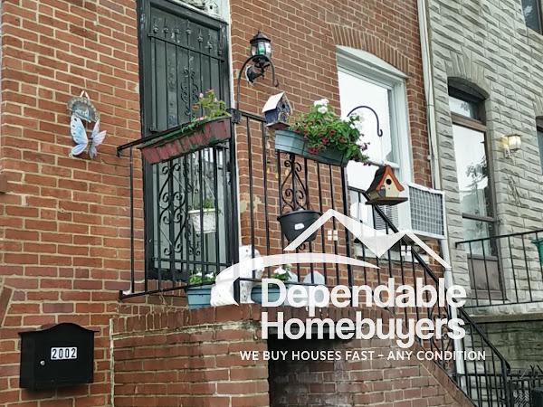 facing foreclosure in Baltimore