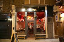 Simmons Bar | Mornington Crescent, London, United Kingdom