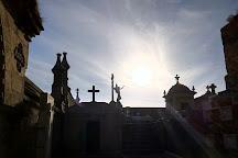 Cementerio Ruta Modernista, Comillas, Spain