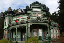 Shelton-McMurphey-Johnson House, Eugene, United States