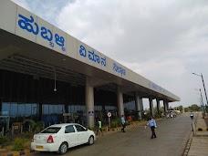 Hubballi Airport hubli