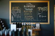 Blomidon Estate Winery, Canning, Canada