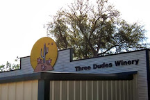 Three Dudes Winery, San Marcos, United States