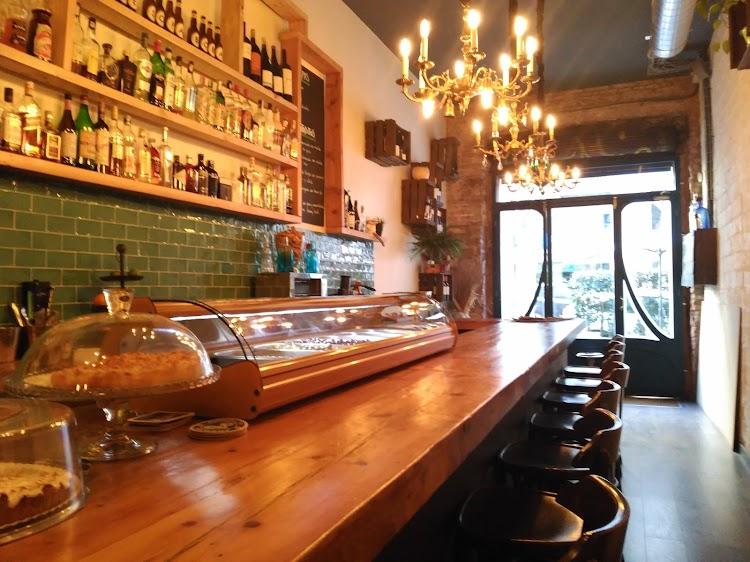 The Sopa Boba : Restaurante Tapas Barcelona - Eixample