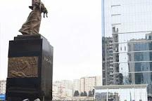 Khojaly Genocide Memorial, Baku, Azerbaijan