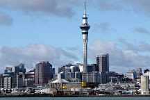Sky Tower, Auckland Central, New Zealand