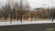 Профессиональное училище №11, проспект Маршала Жукова на фото Волгограда