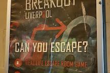 Breakout Liverpool, Liverpool, United Kingdom
