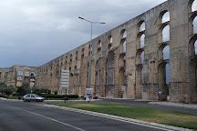 Aqueduto Da Amoreira, Elvas, Portugal