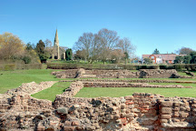 Wall Roman Site, Lichfield, United Kingdom