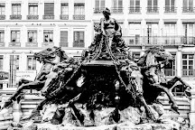 Bartholdi Fountain, Lyon, France