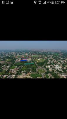 Kazafi Stadium lahore