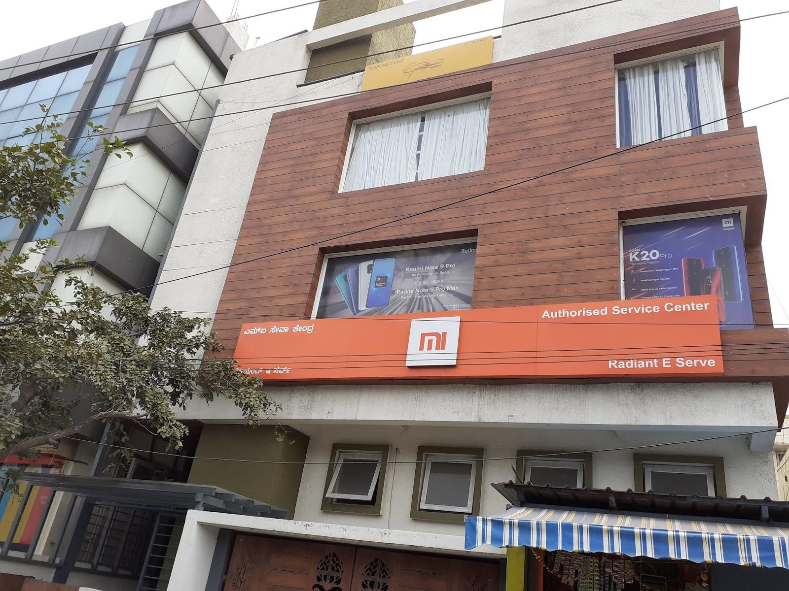HSR Layout, Bangalore (MI Exclusive Service Center)